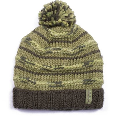 Chunky Wool Tuque (4-8ans)