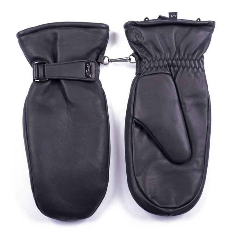 Leather Mitt