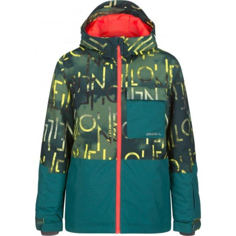 Hubble Ski Suit Green
