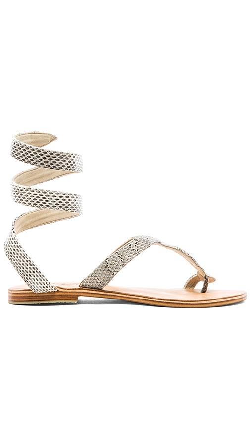 L*Space Snake Wrap Sandal
