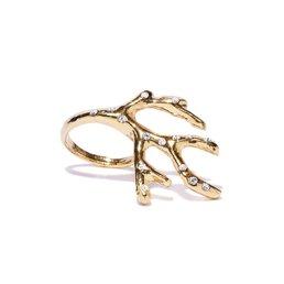 Tiffany Chou Ariel Coral Ring