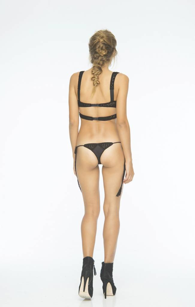Indah Deb Crochet Bottom Skimpy