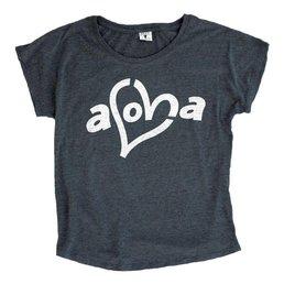 Project Aloha AlohaHeart Dolman Tee