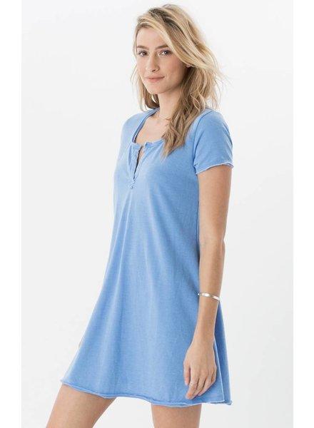 z supply Tempo Dress Regatta
