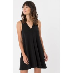 z supply Olivia Dress Black