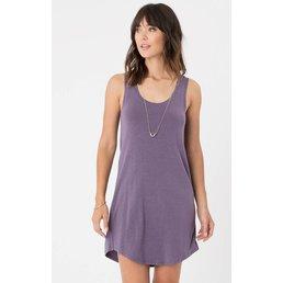 z supply Coastline Dress Purple Sage