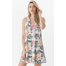 z supply All Tied Up Dress Tropical