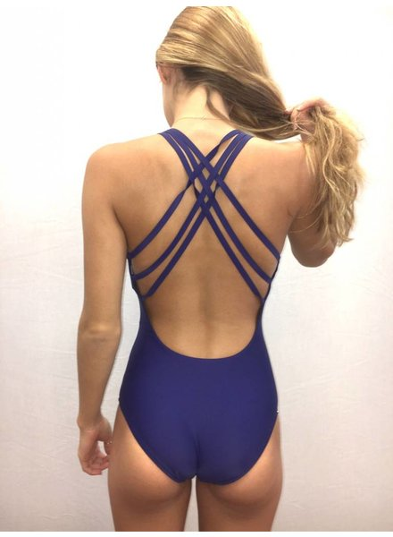 Body Glove Crossroads One Piece Midnight