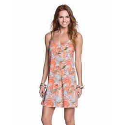 Maaji Short Dress Flowery Mosaic 1404