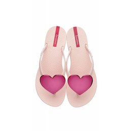 Ipanema Wave Heart Pink/Pink