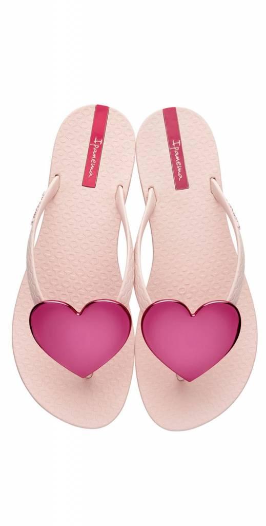 Ipanema Wave Heart Pink/Pink