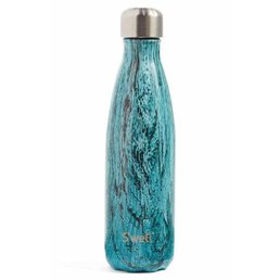 Swell Swell Bottle Teal Wood