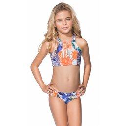 Maaji High Neck Bikini Kids Set 3051