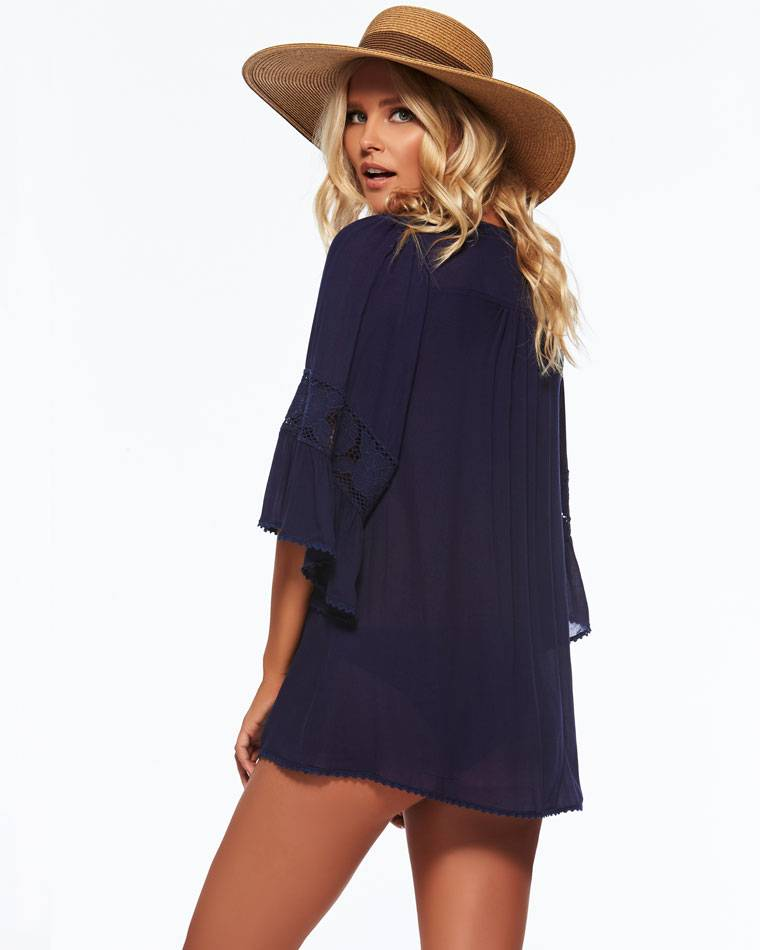 L*Space Breakaway Coverup Midnight