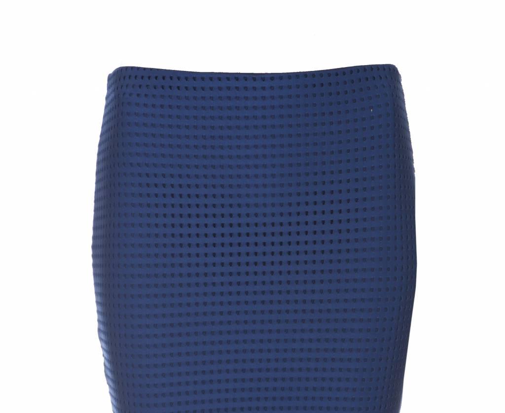 Acacia Paia Mesh Skirt Ocean
