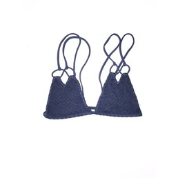 Acacia Kekaha Crochet Top Ocean