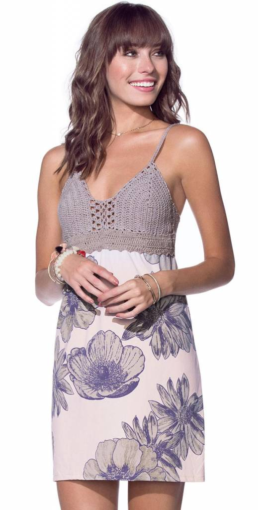 Maaji Short Dress Crochet/Floral 1437