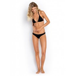 Seafolly Slide Tri Black