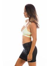 Acacia Paia Skirt Mesh Black Beauty