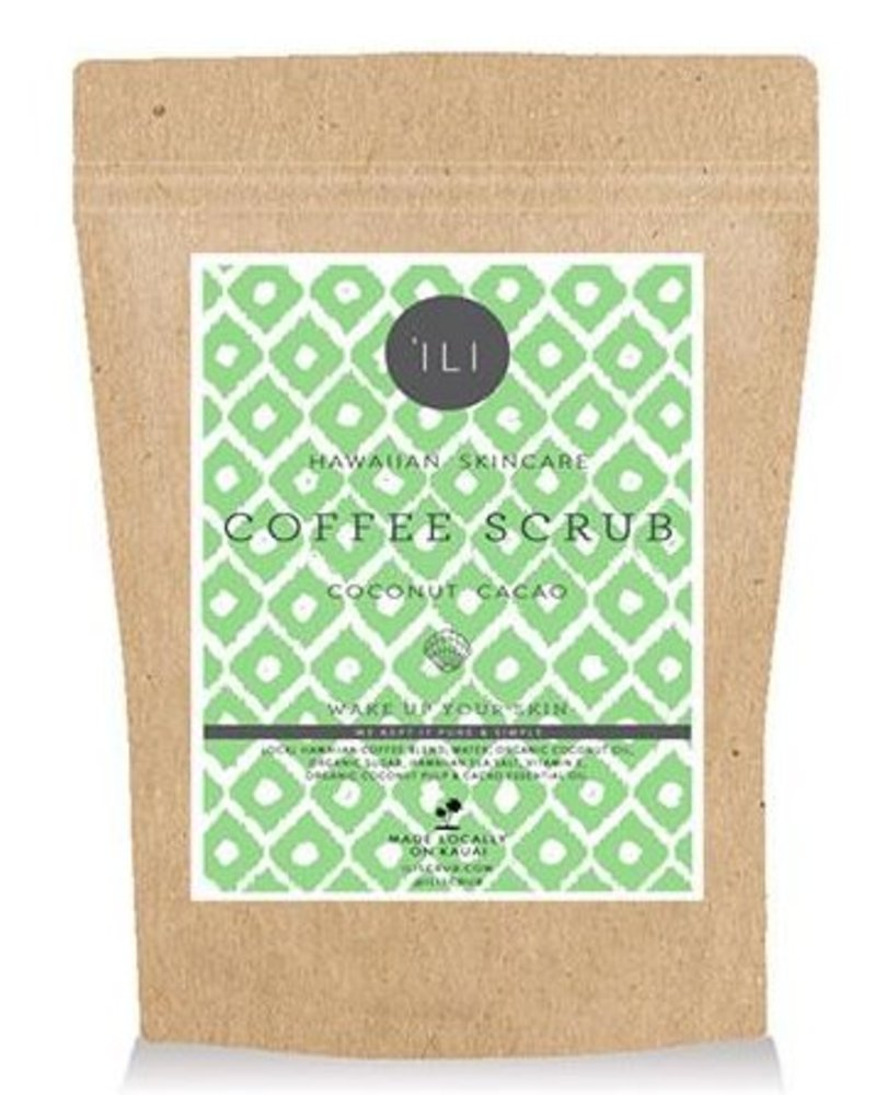 'ILI Coconut Cacao small scrub