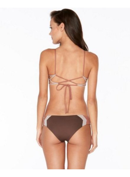 L*Space | Barracuda Bottom Classic Chocolate