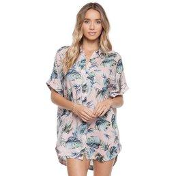 Tori Praver Nadia Shirt Rose Quartz