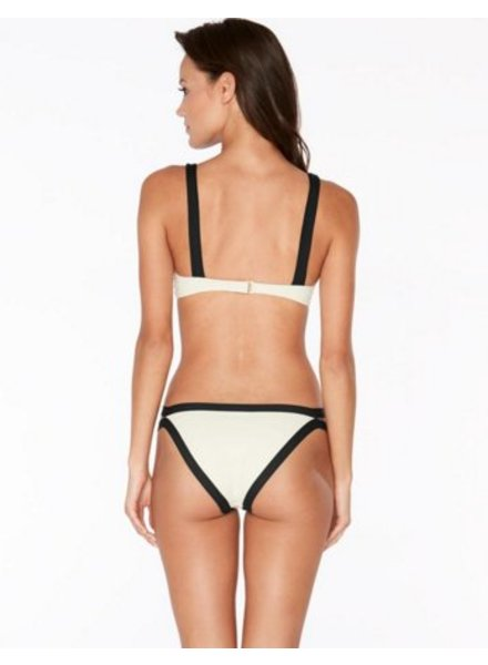 L*Space | Charlie Bikini Bottom Cream