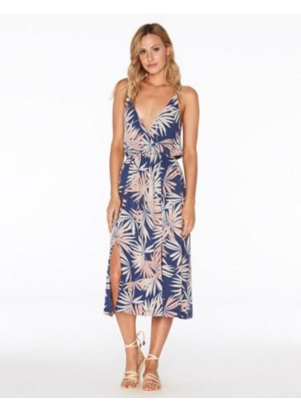 L*Space | Tori Dress Polynesian Palm