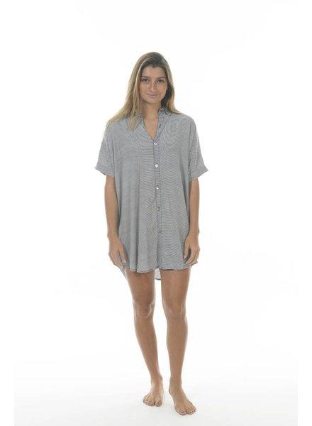 Acacia Mombasa Shirt Dress Long Island