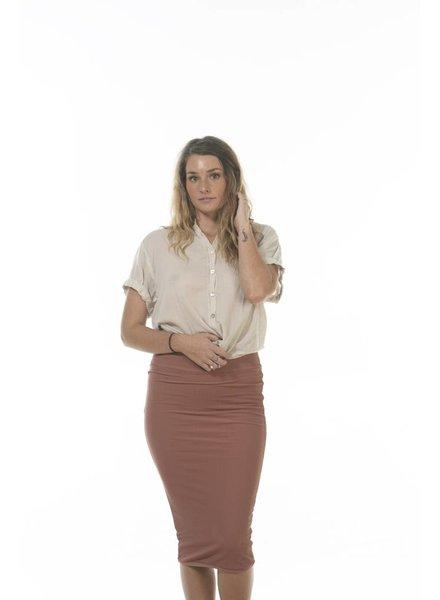 Acacia Umalas Skirt Lipstick Cord