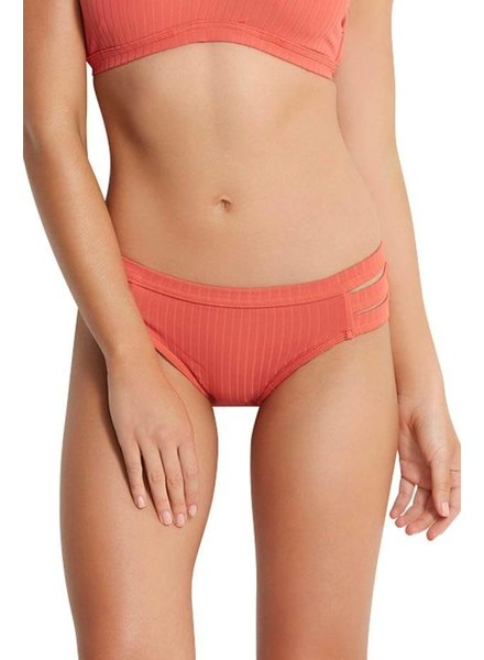 Seafolly Multi Strap Hipster Spice