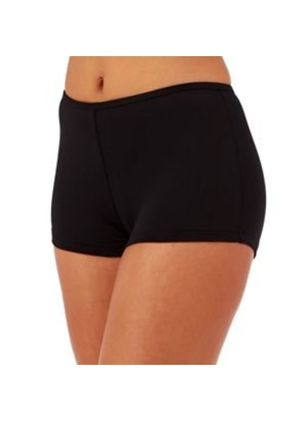 Seafolly Boyleg Bottom Black