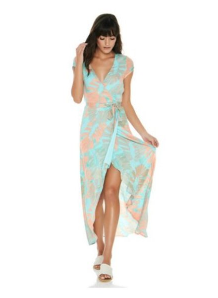 L*Space Goa Dress Bungalow Palm
