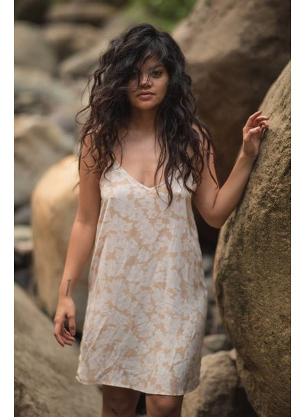 Acacia Flores Dress Naked Magnolia