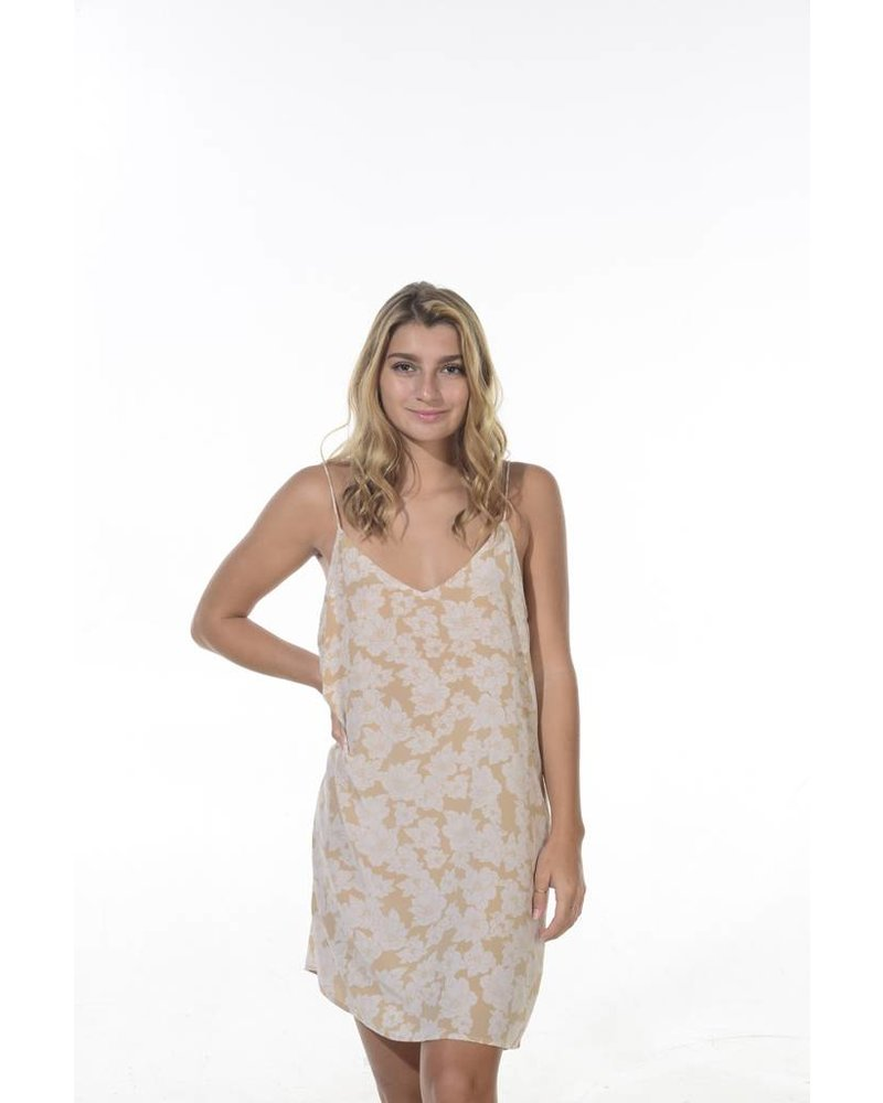 Flores Dress Naked Magnolia