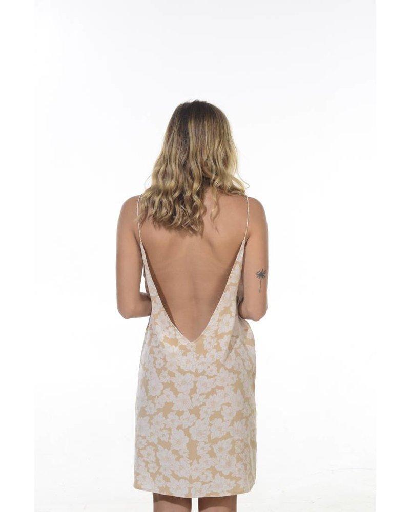 Acacia Flores Dress Naked Magnolia