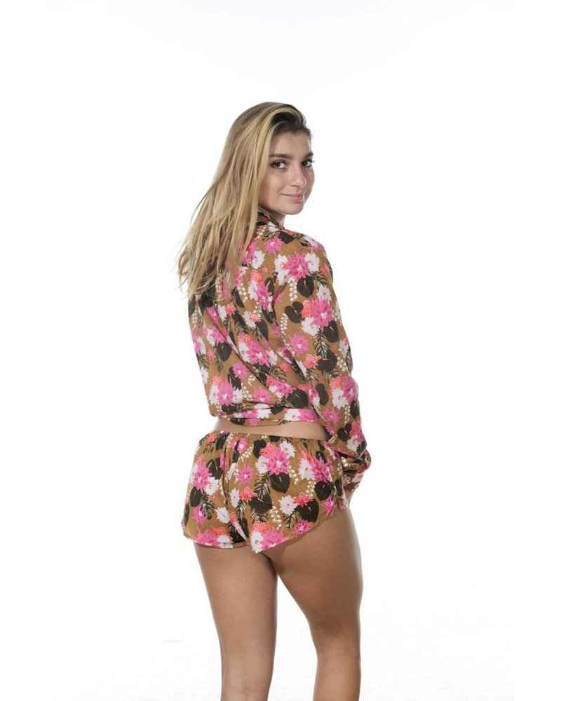 Acacia Olinda Pajama Set Lei Day