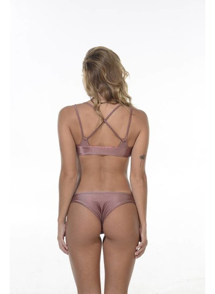 Flirt Bottom Shimmer Cognac 3008