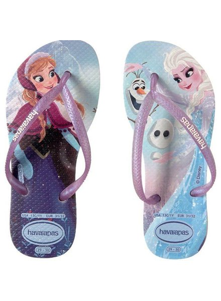Kids New Frozen Slipper