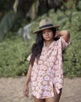 Mombasa Silk Shirt Dress Capsule Mahalo