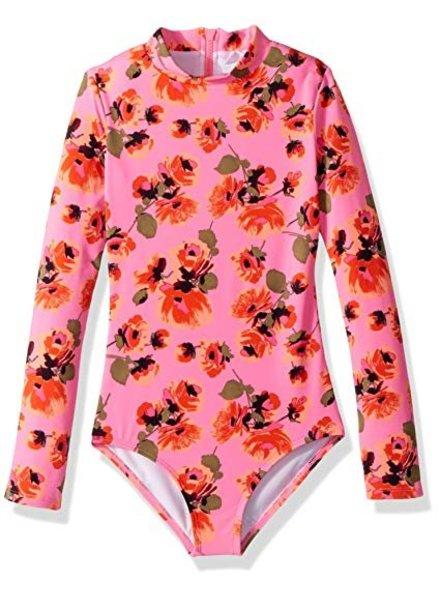 Bella Beach Surf Suit Tahiti Pink