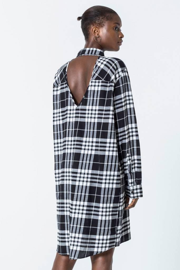 Cheap Monday Anti Flannel Dress - OSO:a style lab