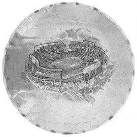 Wendell August PSU Beaver Stadium 6 inch Plate
