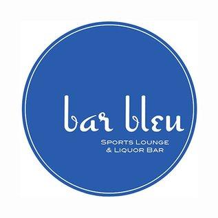 JMB Signs Bar Bleu Sign