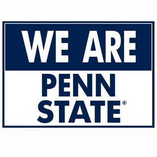 JMB Signs We Are Penn State Sign