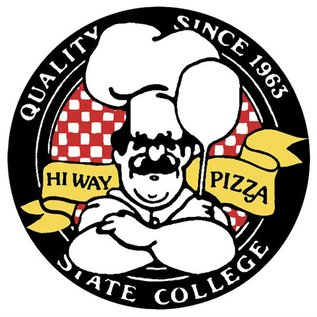 JMB Signs Hi Way Pizza Sign