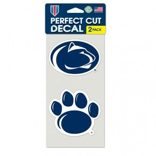 2 Pk Color Decal Set PSU