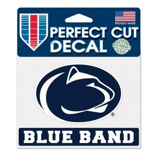 WinCraft, Inc. Perfect Cut Blue Band Decal