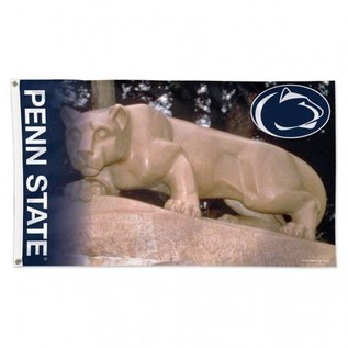 WinCraft, Inc. Penn State 3 x 5 Deluxe Lion Shrine Flag