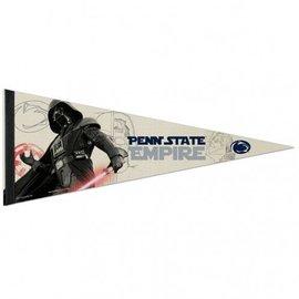 "WinCraft, Inc. Premium Star Wars Darth Vader Pennant 12"" x 30"""